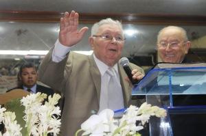 Pastor Zézinho é jubilado e deixa liderança da AD em Ermelino