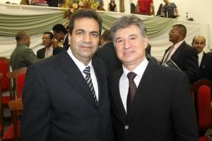 AD Vila Gumercindo recebeu seu novo Pastor